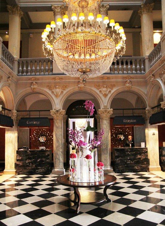Genf-Tipps: 5-Sterne-Designhotel De La Paix