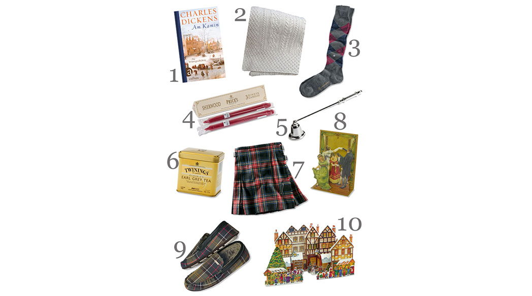 Die Lady-Blog Highlights vom British Shop zur Adventszeit