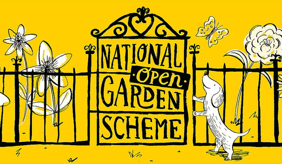 """Was ist eigentlich """"The National Gardens Scheme""""?"""