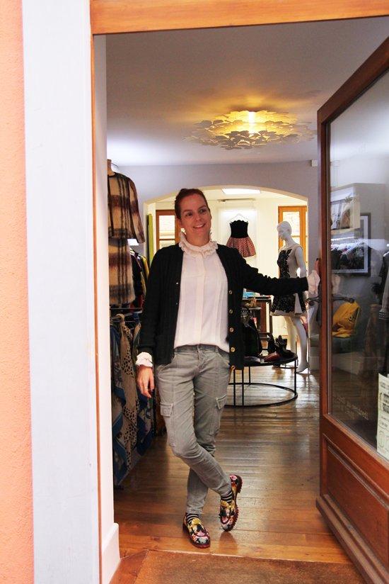 Genf-Tipps: Julia Pleynes von Julias Dressing