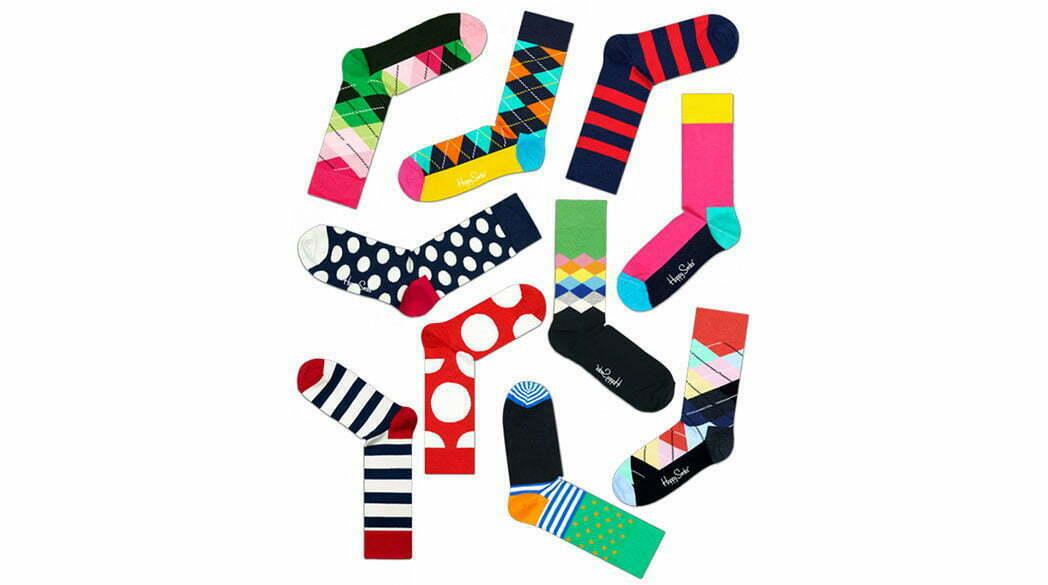 Freitagsfund: Gutelaunesocken von Happy Socks