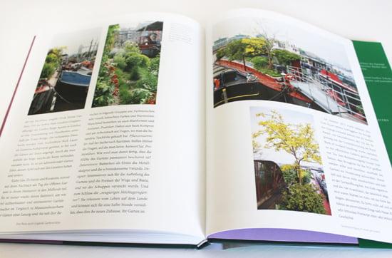 Eine Reise durch Englands Gartenschätze: Ein Garten auf einem Hausboot
