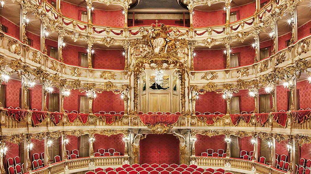 4. Advent: Gewinnt Tickets für's Cuvilliés-Theater