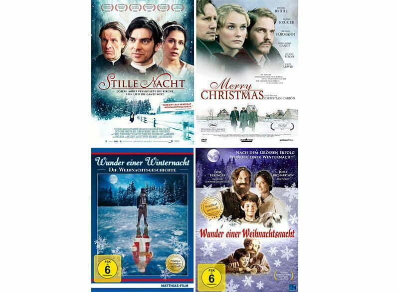 Vier besonders wertvolle Weihnachtsfilme
