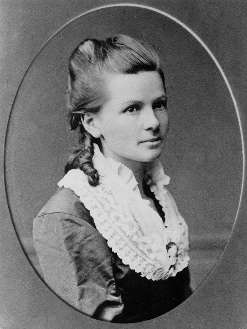 Lady-Blog-Vorbild: Bertha Benz