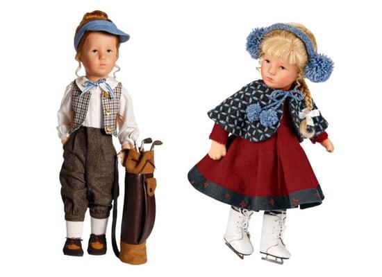 handgefertige Puppen von Käthe Kruse