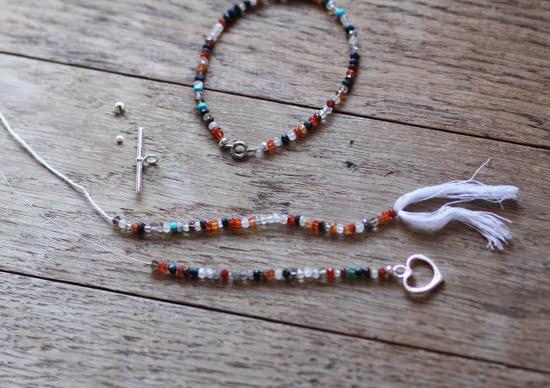 DIY: Mutter-Tochter-Armband