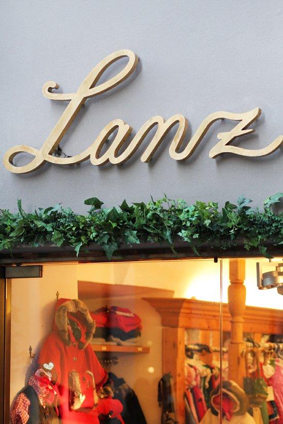 Salzburg-Tipps: Kindergeschäft Lanz