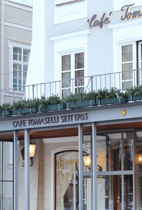 Salzburg-Tipps: Café Tomaselli
