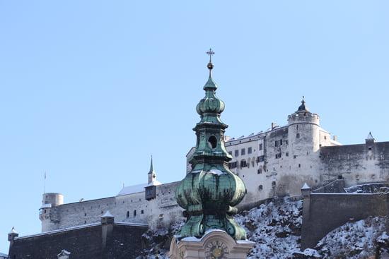 Salzburg-Tipps: Spaziergang zur Festung Hohensalzburg