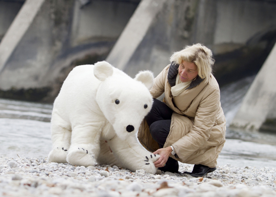 Angelika Frank von der Tierwerkstatt Animal Art