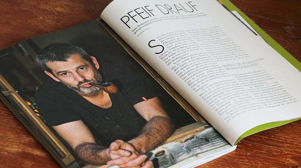 """In eigener Sache: """"Pfeif Drauf"""" im neuen TWEED"""