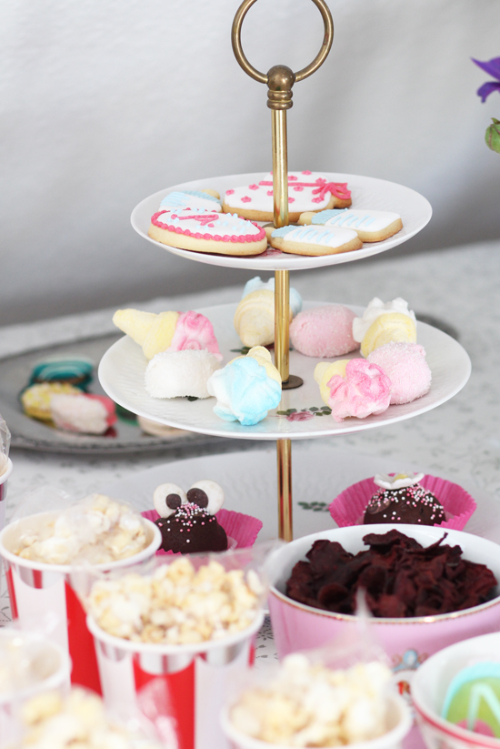 Babyparty: Sweet Table