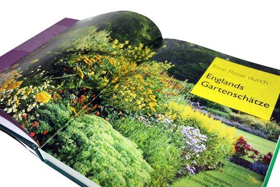 Buch-Tipp: Eine Reise durch Englands Gartenschätze
