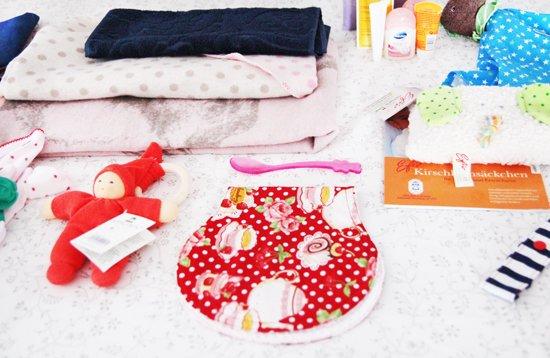 Baby-Geschenk: Decke von David Fussenegger
