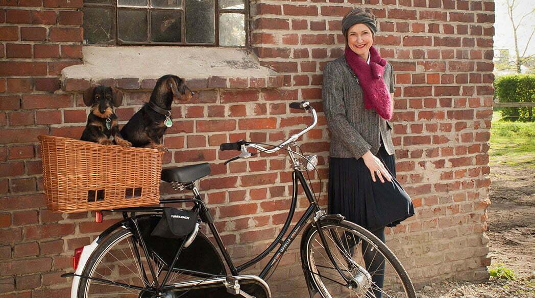 Stilbewusste Zeitreise: Der 2. Gütersloher Tweed Run