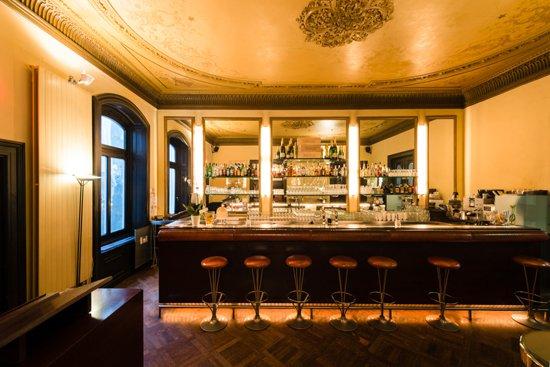 Café-Tipp für Hamburg: Das Literaturhaus Café