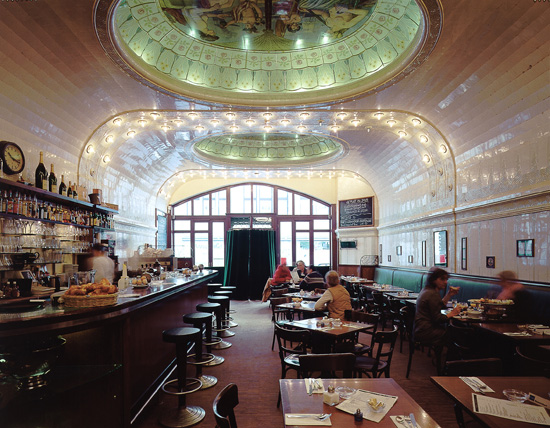 Café-Tipp für Hamburg: Das Café Paris