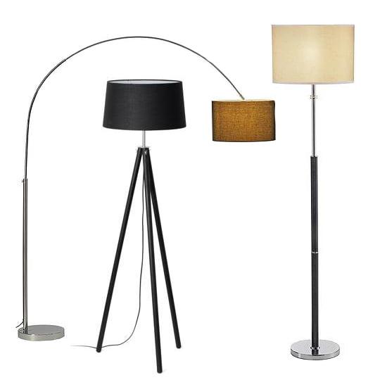 Stehlampen-Trends: Stehleuchten im klassischen Design