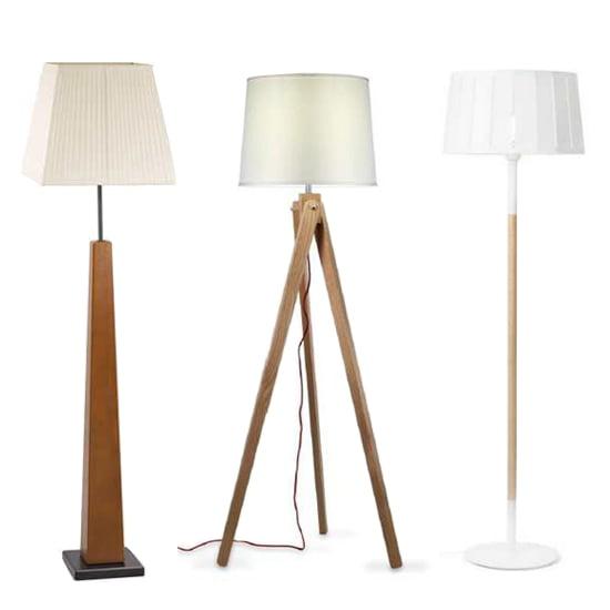 Stehlampen-Trends: Stehleuchten im nordic-natürlichen Design