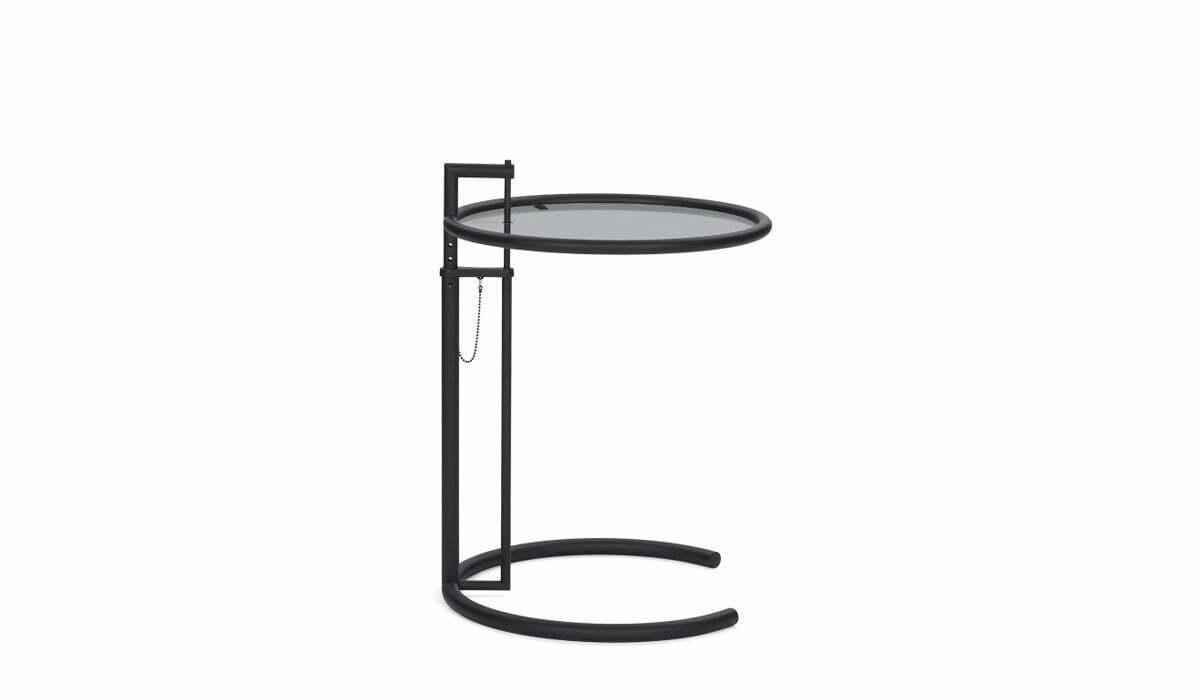Design-Klassiker: Der Beistelltisch E 1027
