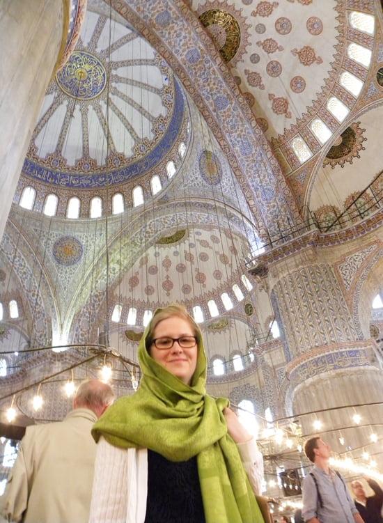 blaue Moschee1