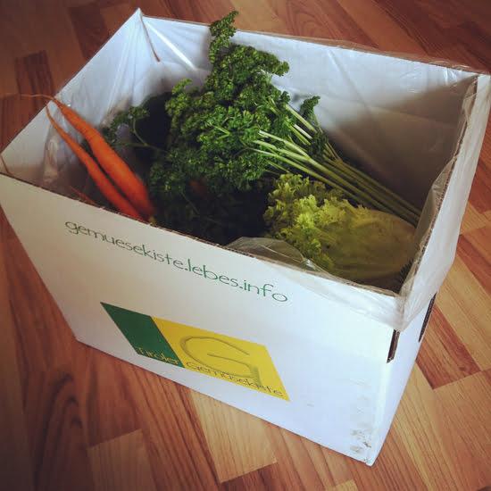 Tiroler Gemüsekiste
