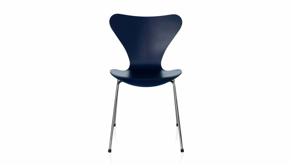 Design-Klassiker: Der Stuhl 3107 von Arne Jacobsen