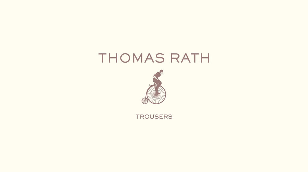 Freitagsfund*: Thomas Rath Trousers