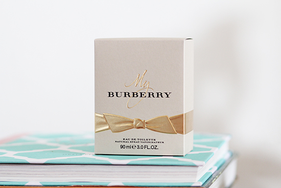 Eau de Toilette My Burberry