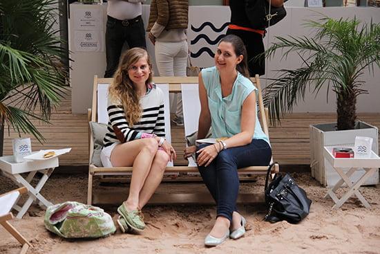 Bloggerinnen Daniela Uhrich und Cornelia Schuhbauer