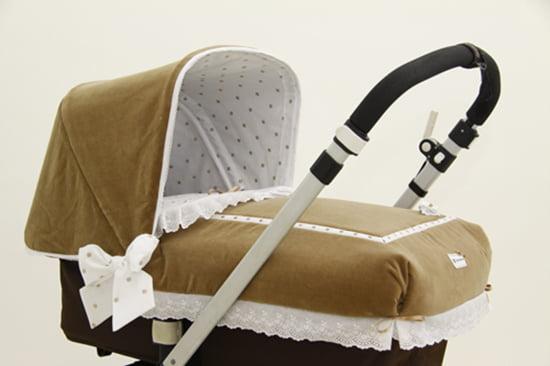 Bezüge für den Kinderwagen von Baby Luna