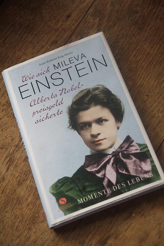 Buch-Tipp: Biografie über Mileva Einstein