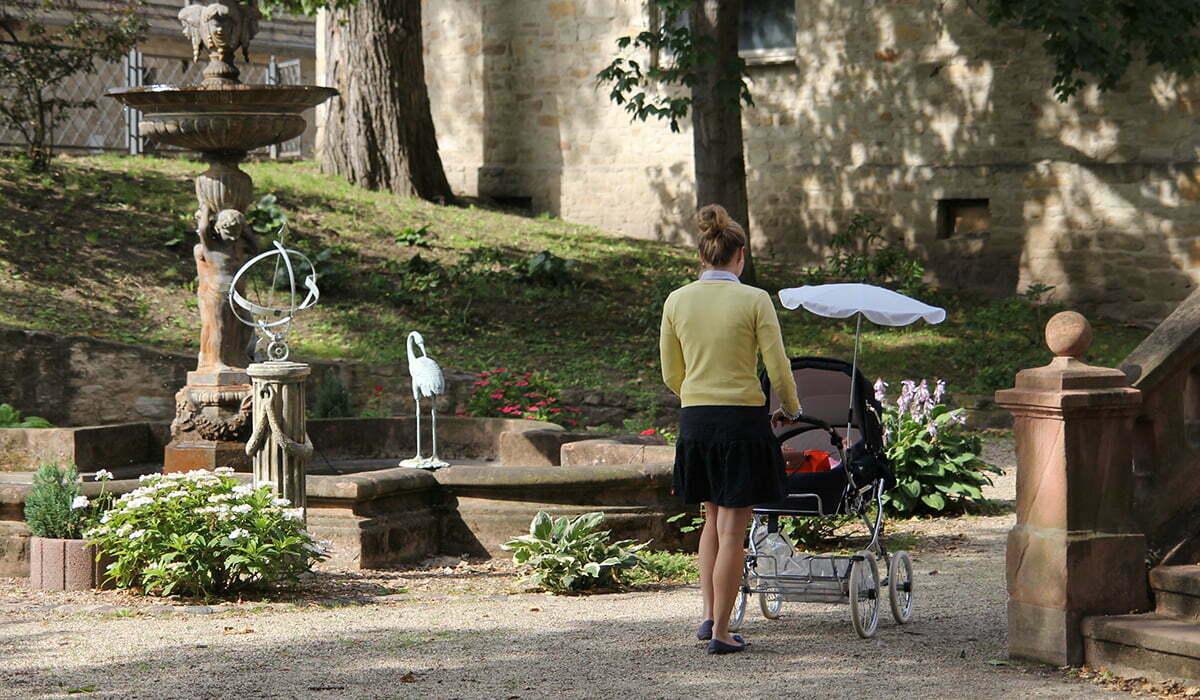 Auf Reisen: Zu Besuch im Schlosshotel Schkopau