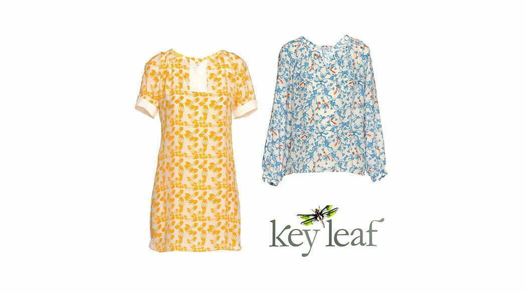 Freitagsfund*: Feine Seide von Key Leaf