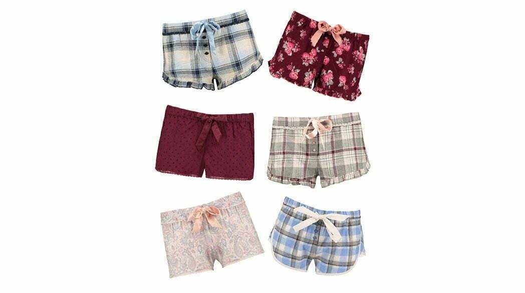 Freitagsfund: Pyjama-Shorts von Hunkemoeller*