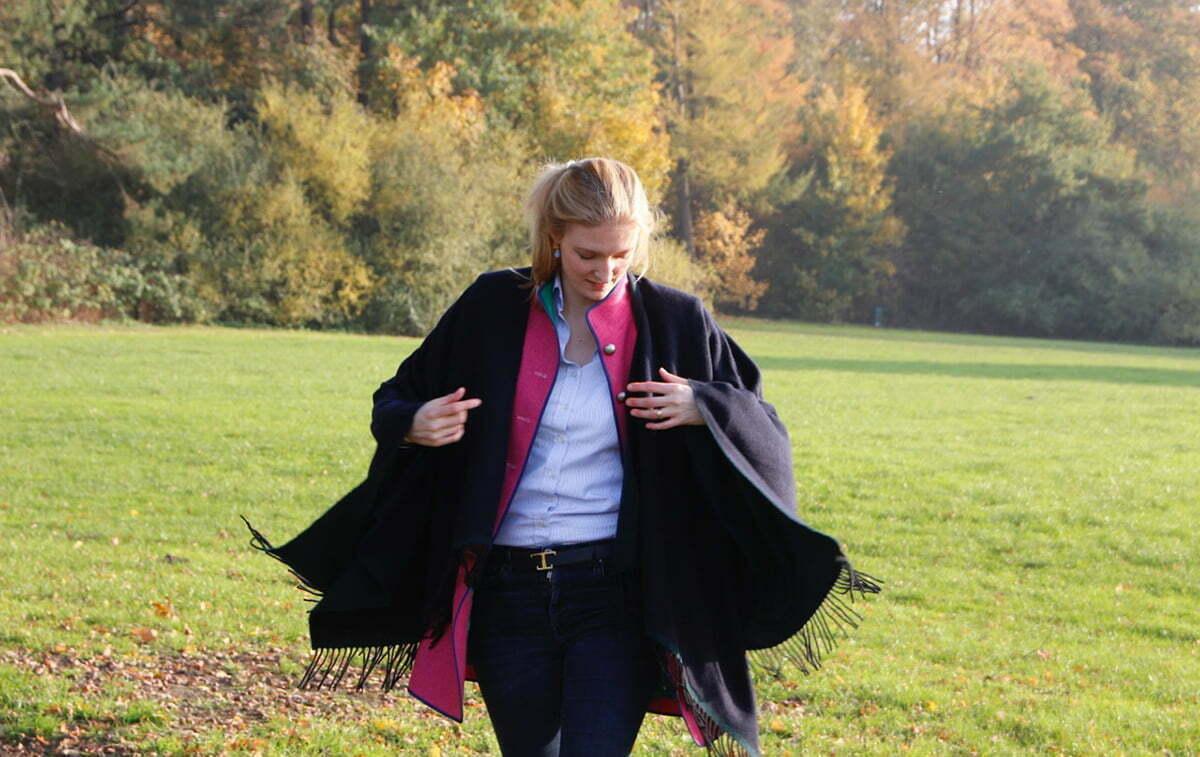 """Ein Leser-Tipp: Capes von """"Das Cape Mädchen"""""""