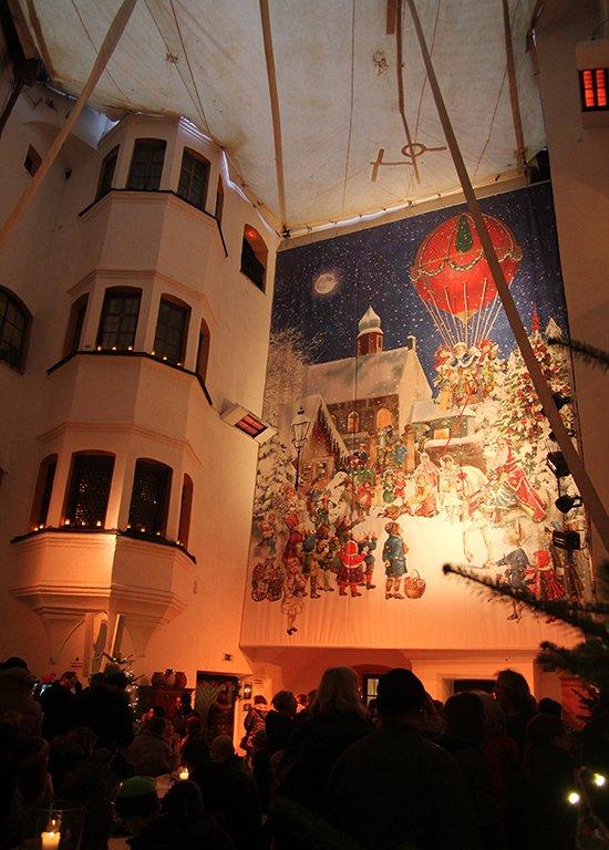 Ameranger Schlossweihnacht
