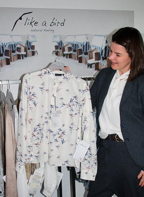 Designerin Tanja Kliewe-Meyer