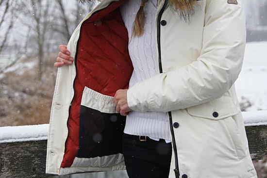 Winterjacke von Gaastra