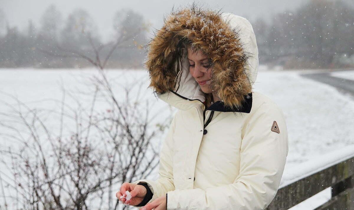 Outfitpost: Meine Winterjacke von GAASTRA