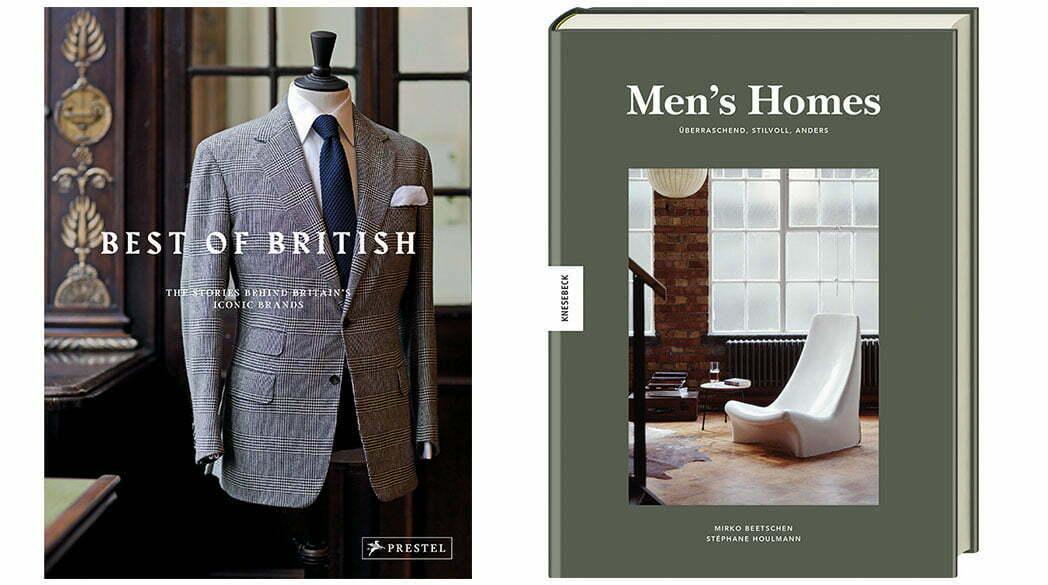 Unsere Buchgeschenktipps für den Gentleman