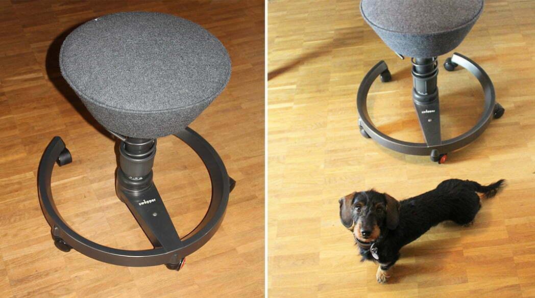 der lady blog testet der swopper platzhirsch lady blog. Black Bedroom Furniture Sets. Home Design Ideas