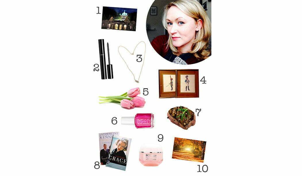 Julianes Love-List: 10 Dinge, die glücklich machen