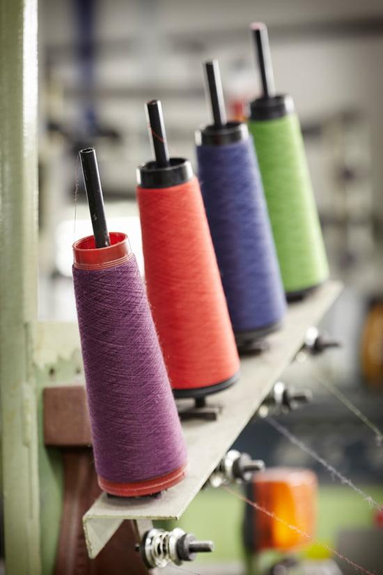 Begg & Co: Die Herstellung eines Schals