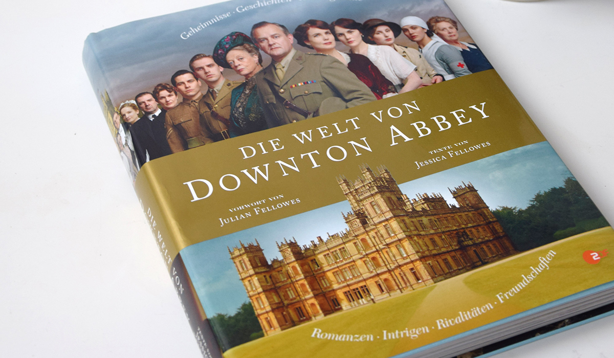 Jessica Fellowes: Die Welt von Downton Abbey