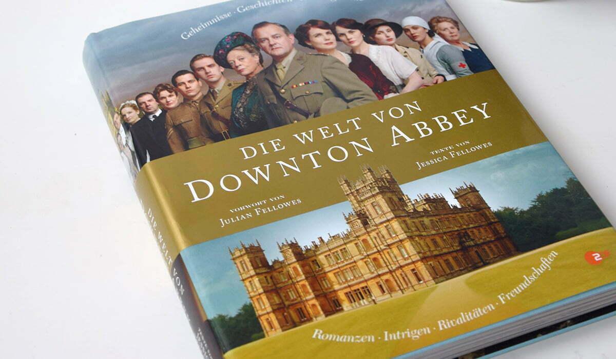 Der Lady-Blog liest: Die Welt von Downton Abbey