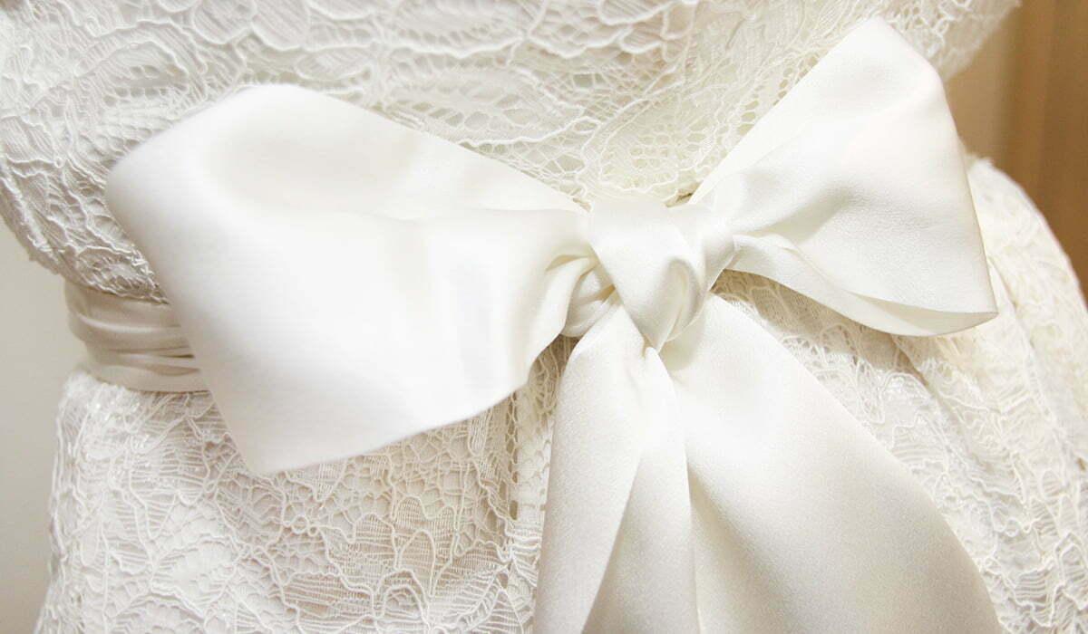 Hochzeitsmode für Schwangere von Tiffany Rose