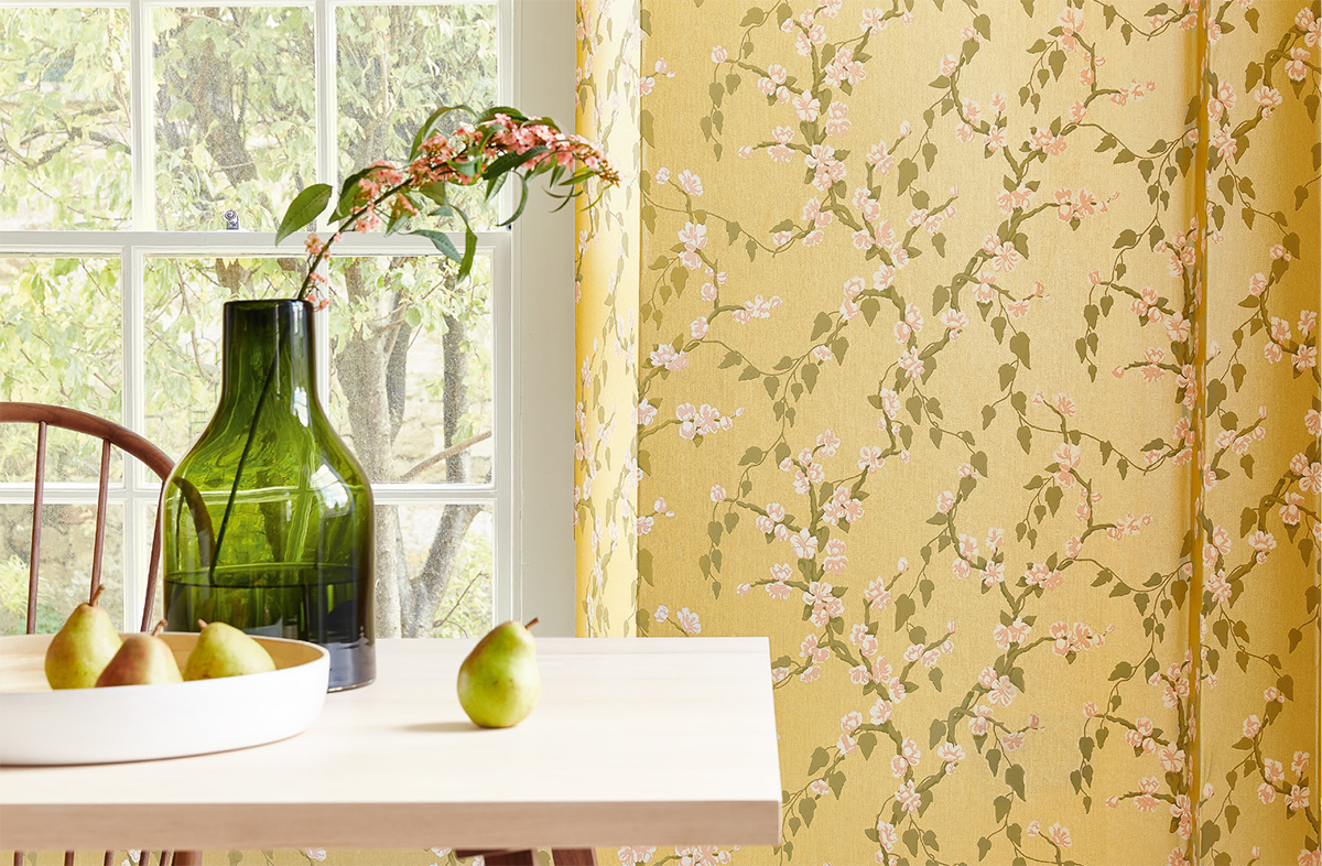 Inspirationspost: Tapeten von Little Greene