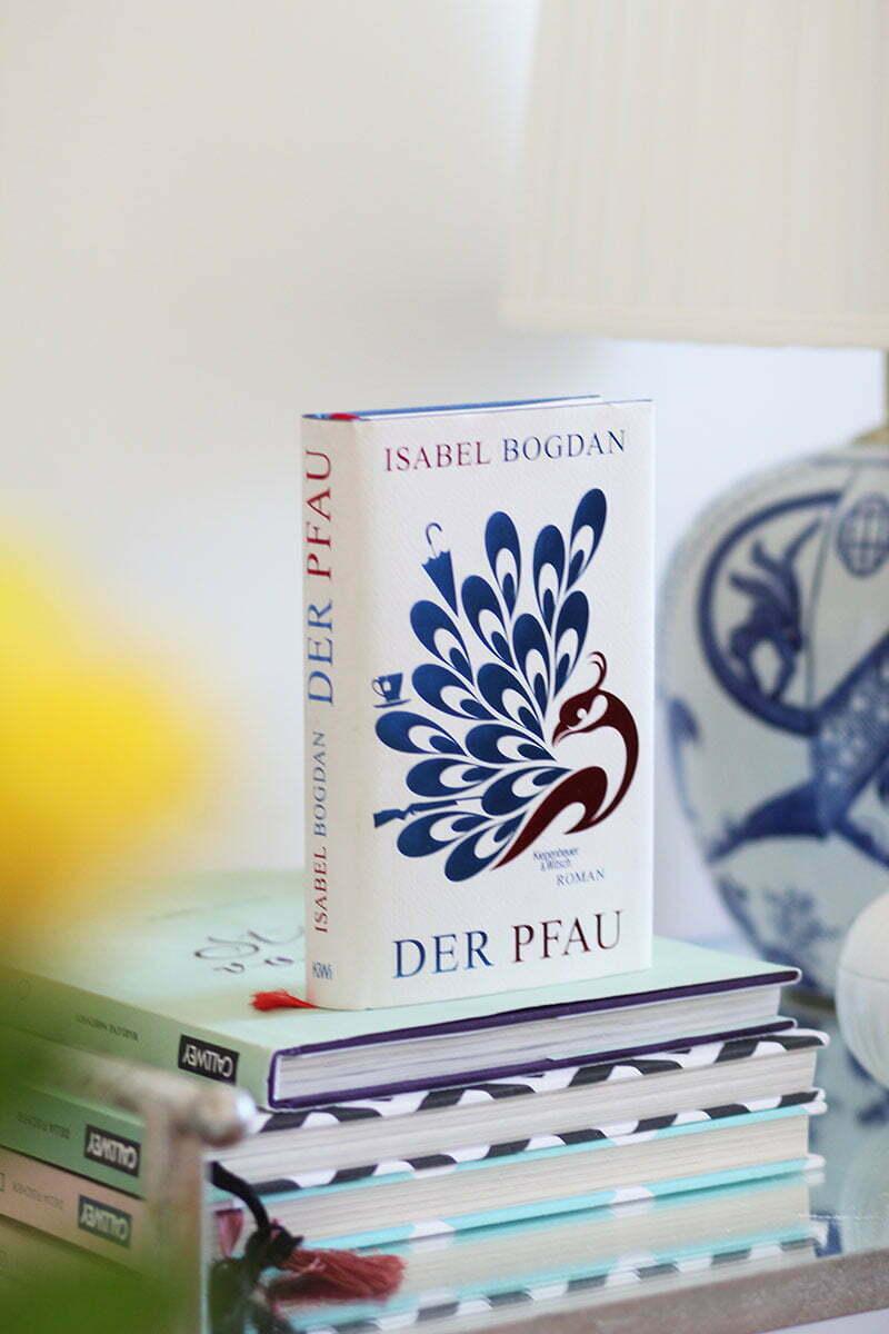 """""""Der Pfau"""" von Isabel Bogdan"""